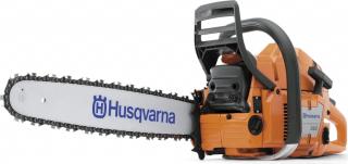 Бензопила Husqvarna 365-18: любые задачи по плечу