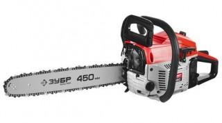 Бензопила ЗУБР ПБЦ-М560 45п — инструмент, который справится с любой древесиной