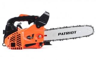 Patriot PT 2512 — бензопила, которая карман не оттянет